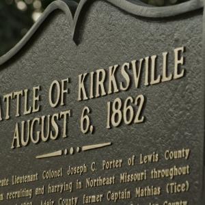 Battle of Kirksville Memorial