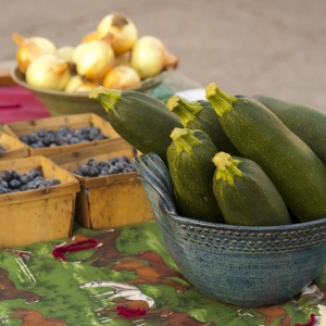 Vegetables from Kirksville farms