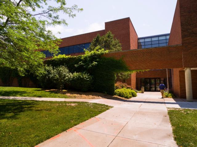 McClain Hall
