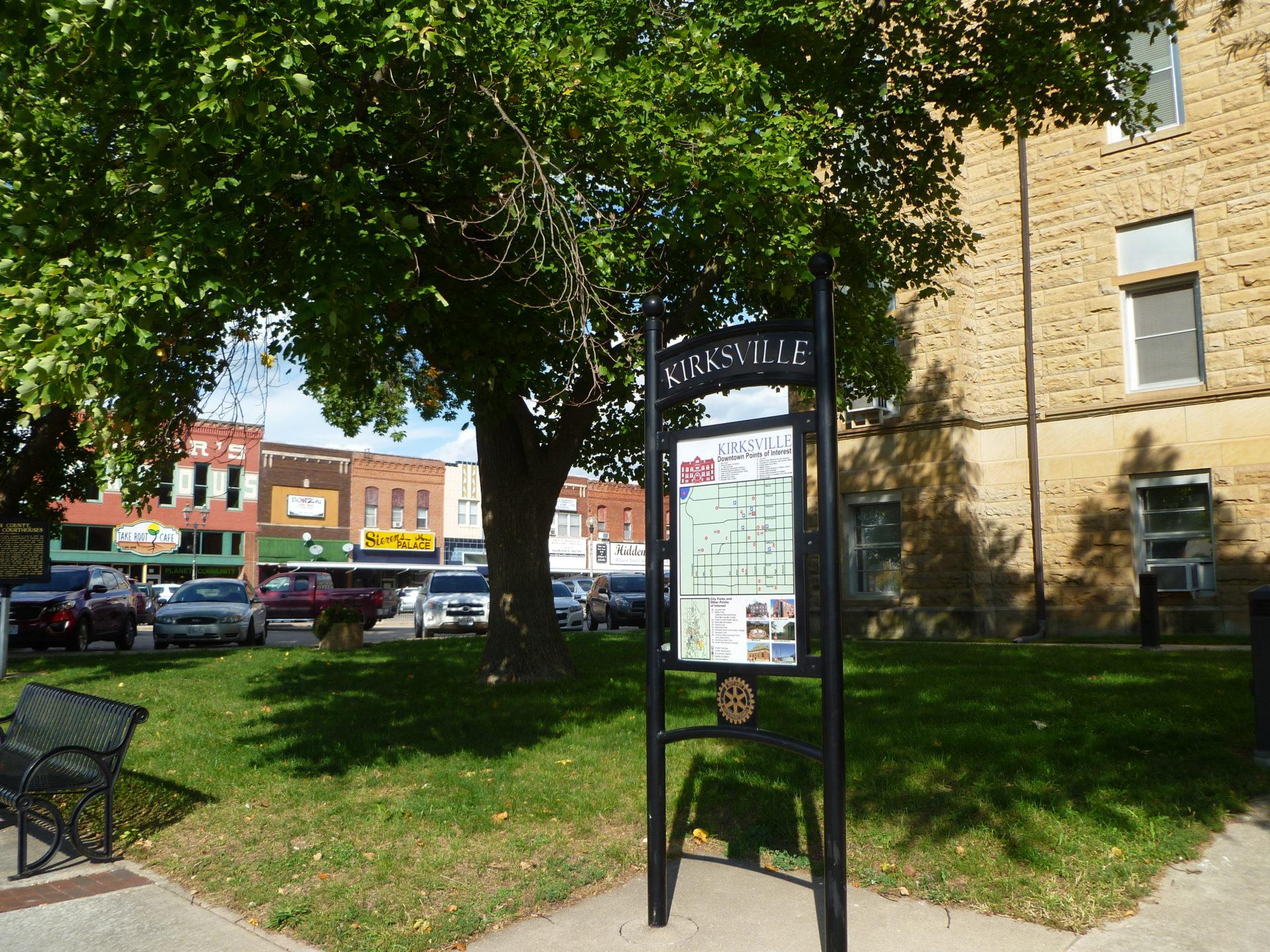 Downtown Kirksville