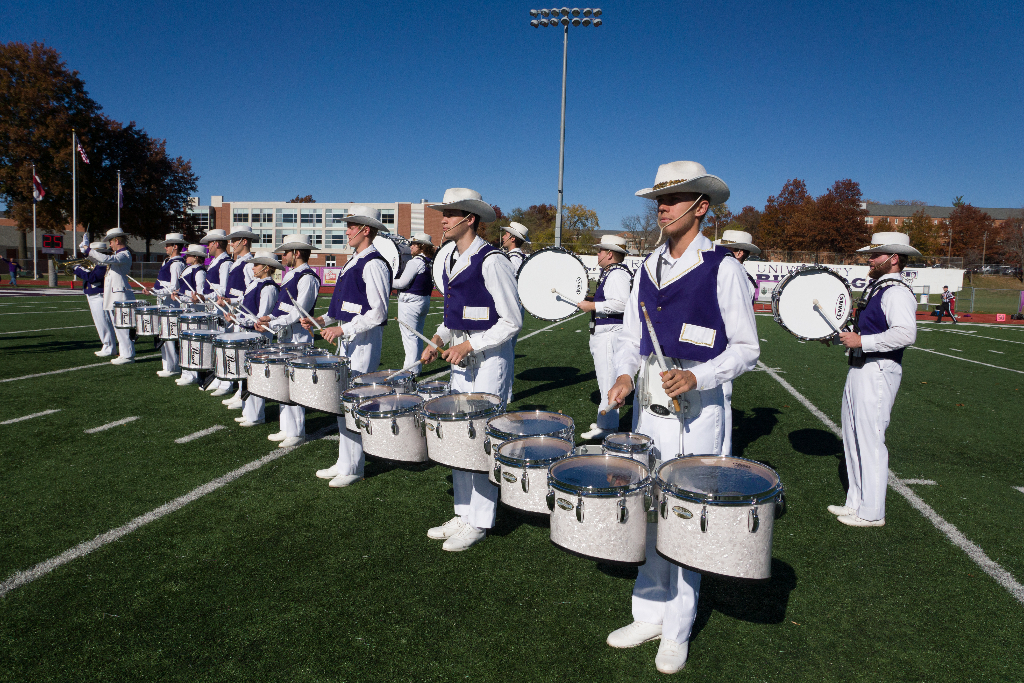 The Statesmen Marching Band