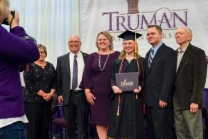 December Commencement at Truman State University